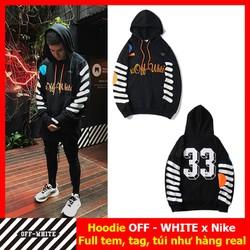 Áo hoodie OFF WHite 01