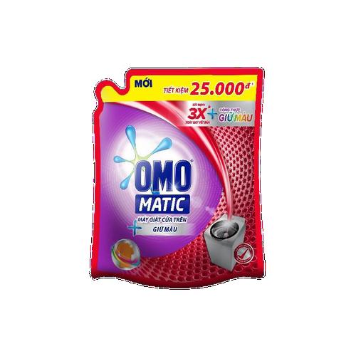Nước giặt Omo Matic Cửa trên Giữ màu túi 2,4kg - 5495834 , 11888272 , 15_11888272 , 120000 , Nuoc-giat-Omo-Matic-Cua-tren-Giu-mau-tui-24kg-15_11888272 , sendo.vn , Nước giặt Omo Matic Cửa trên Giữ màu túi 2,4kg