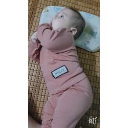 Bộ thu đông lót lông cho bé