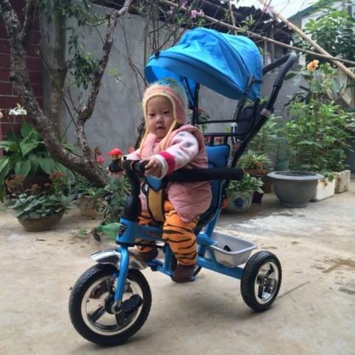 Xe đạp đẩy 3 bánh cho bé Fulubaby - 5505120 , 11900489 , 15_11900489 , 780000 , Xe-dap-day-3-banh-cho-be-Fulubaby-15_11900489 , sendo.vn , Xe đạp đẩy 3 bánh cho bé Fulubaby