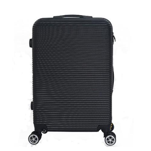 vali 20inch nhựa sộc ngang đen Shalla