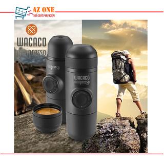 Bình Pha Cà Phê Espresso Đa Năng Wacaco MiniPresso NS Đi Phượt - Wacaco MiniPresso NS thumbnail