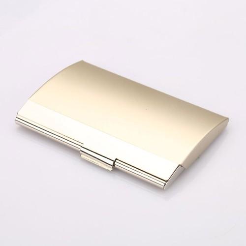 Hộp đựng namecard KL NC10 – vàng