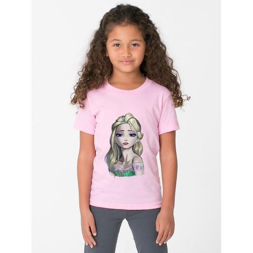 Áo thun bé gái in hình dễ thương - có 6 màu - 5509741 , 11906369 , 15_11906369 , 45000 , Ao-thun-be-gai-in-hinh-de-thuong-co-6-mau-15_11906369 , sendo.vn , Áo thun bé gái in hình dễ thương - có 6 màu