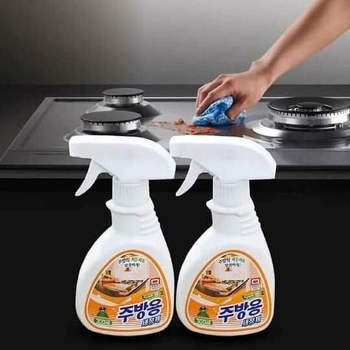 Combo 2 Chai Vệ Sinh Nhà Bếp