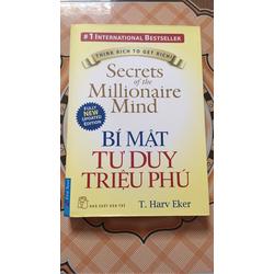 sách Bí Mật Tư Duy Triệu Phú