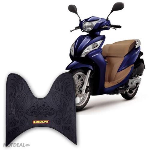 Thảm cao su Vision - Lót để chân xe máy - 5521699 , 11921884 , 15_11921884 , 39000 , Tham-cao-su-Vision-Lot-de-chan-xe-may-15_11921884 , sendo.vn , Thảm cao su Vision - Lót để chân xe máy