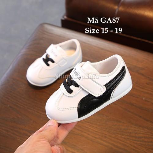 Giày tập đi bé trai 6 - 18 tháng GA87