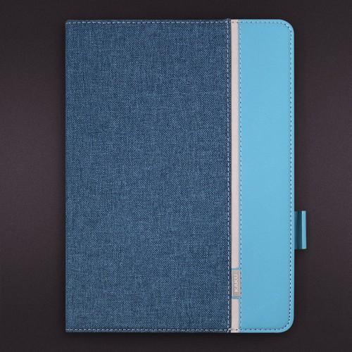 Bao da iPad Pro 9.7 hiệu Kaku Yunjin xanh ngọc