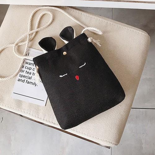 Túi mini hình mèo đáng yêu