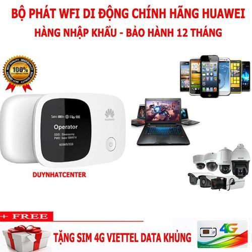 Bộ phát wifi di động,Huawei E5336,pin trâu,sóng cực mạnh