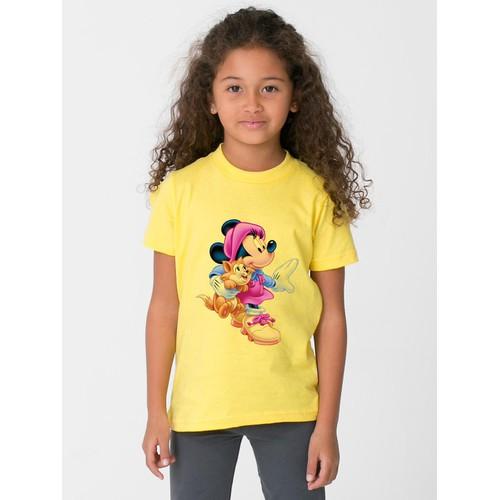 Áo thun bé gái in hình dễ thương - có 6 màu - 5507698 , 11903483 , 15_11903483 , 45000 , Ao-thun-be-gai-in-hinh-de-thuong-co-6-mau-15_11903483 , sendo.vn , Áo thun bé gái in hình dễ thương - có 6 màu
