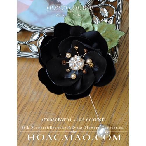 Hoa cài áo AF0080BW01