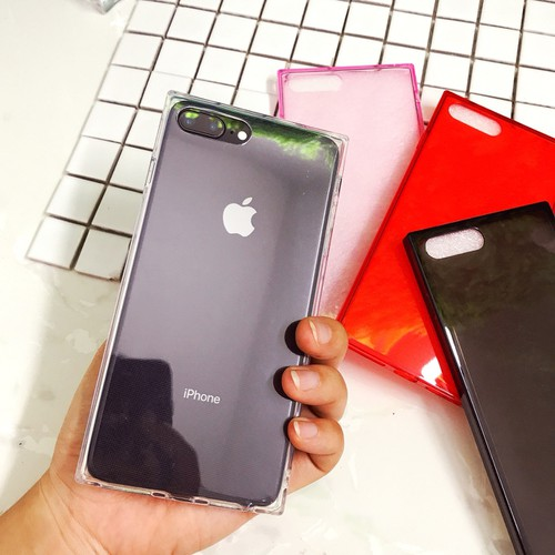 Ốp lưng vuông iphone 7 plus 8 plus