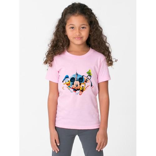 Áo thun bé gái in hình dễ thương - có 6 màu - 5508636 , 11904774 , 15_11904774 , 45000 , Ao-thun-be-gai-in-hinh-de-thuong-co-6-mau-15_11904774 , sendo.vn , Áo thun bé gái in hình dễ thương - có 6 màu