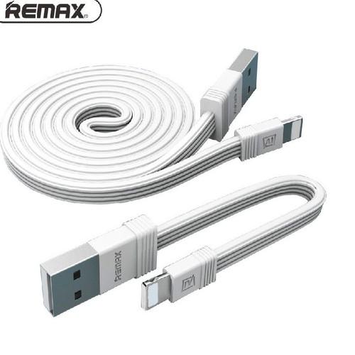Bộ cáp sạc Lightning Remax RC-062i 1m và 16cm