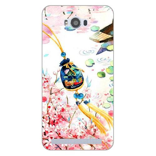 Ốp lưng điện thoại Asus Zenfone Max - Diện Hy Công Lược 03