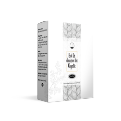 Bột lá nhuộm tóc thảo dược Ogatic các màu - NÂU, ĐEN, NÂU ĐỎ, XANH ĐEN - Sản phẩm từ thiên nhiên, không hóa chất - 50G