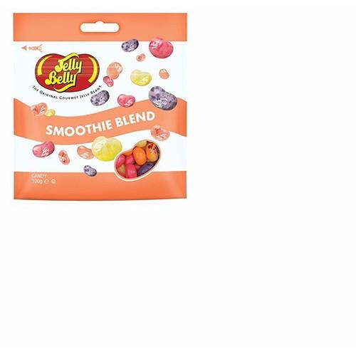 Kẹo dẻo trái cây Jelly Belly 5 vị sinh tố – gói 100g