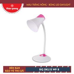 Đèn bàn bảo vệ thị lực Điện Quang ĐQ DKL15 bóng đèn LED ánh sáng trắng - 62236080/81/82/83