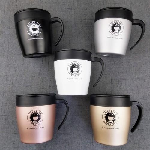 Ly giữ nhiệt uống cà phê trà Creative 330ml kèm muỗng khoáy inox - 5516308 , 11914062 , 15_11914062 , 150000 , Ly-giu-nhiet-uong-ca-phe-tra-Creative-330ml-kem-muong-khoay-inox-15_11914062 , sendo.vn , Ly giữ nhiệt uống cà phê trà Creative 330ml kèm muỗng khoáy inox