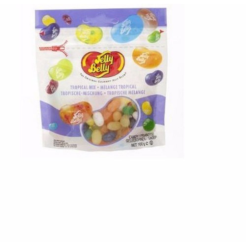Kẹo dẻo Jelly Belly hoa quả nhiệt đới – gói 100g