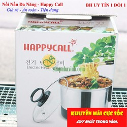 NỒI LẨU MINI Happy Call - CA NẤU MỲ Happy Call - CNM008