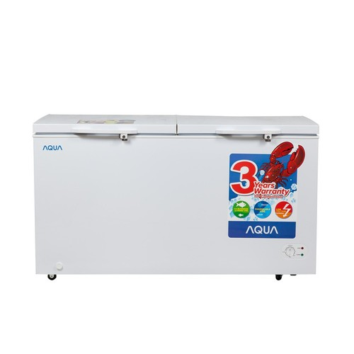 Tủ đông Aqua AQF-R390 tại Đà Nẵng | 255L | 2 ngăn |