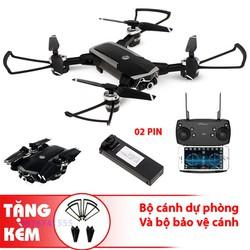 _BỘ 02 PIN_ Flycam Camera 2.0MP, Giữ Độ Cao, pin 18 phút JD-20S