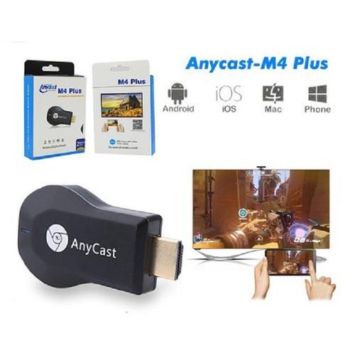 HDMI Không Dây Anycast M4 Plus 2018 - Tốc Độ Cực Nhanh