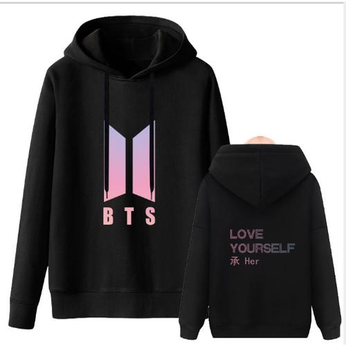 Áo hoodie BTS  sành điệu cho các ARMY