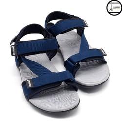Giày sandal Nam dây chéo – Rọ – Xuất khẩu – màu đen