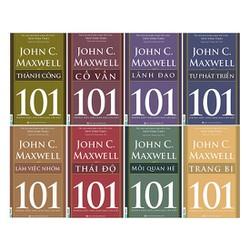 Combo 101 - Những Điều Nhà Lãnh Đạo Cần Biết - Bộ 6 Cuốn