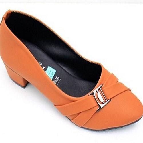 Giày búp bê LINH MIU 254|Bảo hành keo