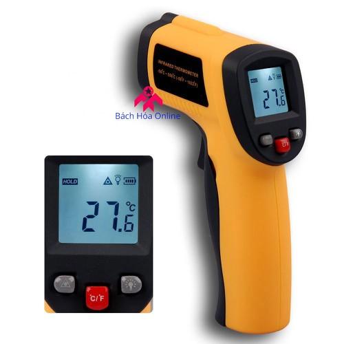 Thiết bị đo nhiệt độ từ xa BENETECH GM-550