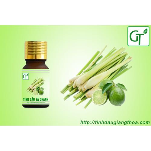 Tinh dầu sả chanh nguyên chất GT chai 30ml  - Hàng chất lượng cao
