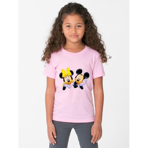 Áo thun bé gái in hình dễ thương - có 6 màu - 5508290 , 11904402 , 15_11904402 , 45000 , Ao-thun-be-gai-in-hinh-de-thuong-co-6-mau-15_11904402 , sendo.vn , Áo thun bé gái in hình dễ thương - có 6 màu