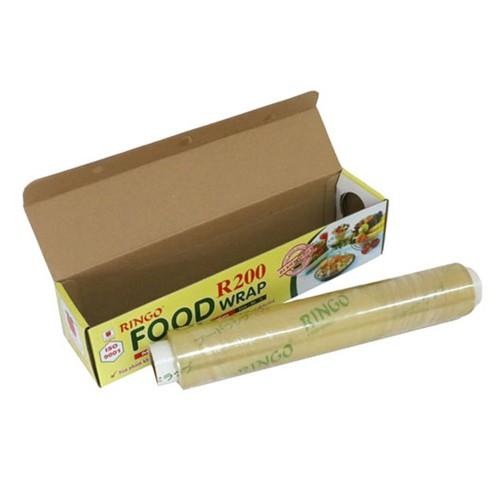Cuộn Màng bọc thực phẩm Ringo trung R200 30cmx120m