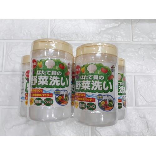 Bột rửa rau củ quả hãng Unimat Riken