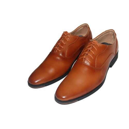 Giày tây nam da bò thật. Bảo hành 12 tháng.MS: T195
