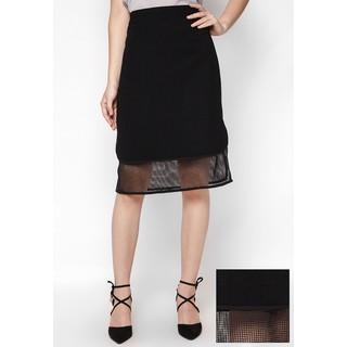 De Leah - Chân Váy Ôm Can Lưới - Thời trang thiết kế - Z1608041D thumbnail
