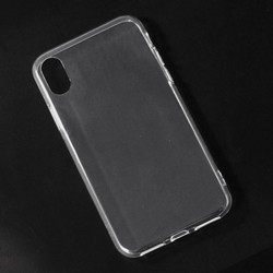 Ốp lưng iPhone X dẻo trong suốt