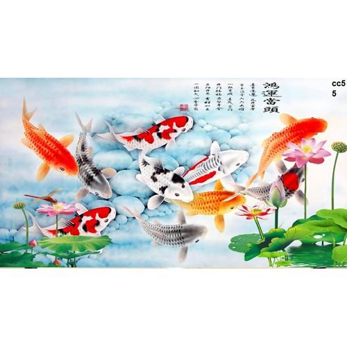 tranh cá chép 3d- tranh gạch 3d - 5524500 , 11925602 , 15_11925602 , 1190000 , tranh-ca-chep-3d-tranh-gach-3d-15_11925602 , sendo.vn , tranh cá chép 3d- tranh gạch 3d