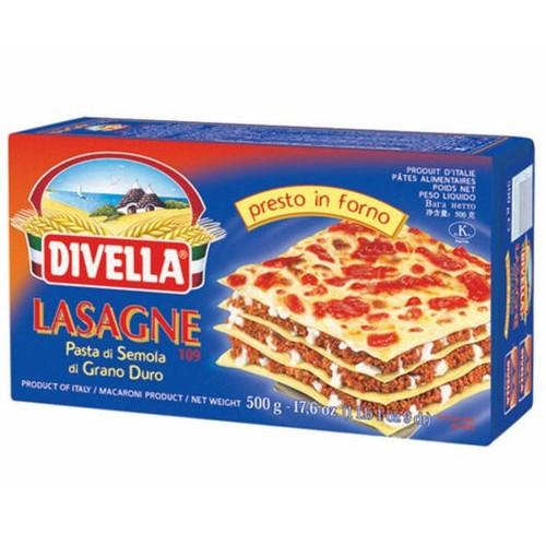 Mỳ lá Divella Lasagne số 109 – hộp xanh 500g - 5535586 , 11939657 , 15_11939657 , 146000 , My-la-Divella-Lasagne-so-109-hop-xanh-500g-15_11939657 , sendo.vn , Mỳ lá Divella Lasagne số 109 – hộp xanh 500g