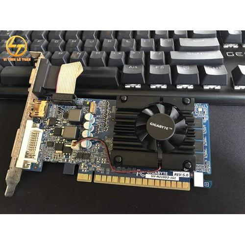 Card màn hình GIGABYTE N210 1GB DDR3 chính hãng