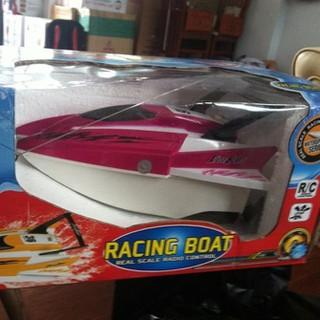 Tàu Cano Siêu Tốc Điều Khiển Từ Xa Racing Boat [ĐƯỢC KIỂM HÀNG] 11934399 - 11934399 thumbnail