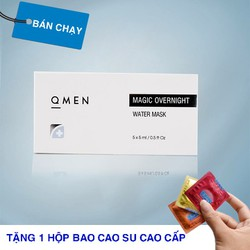 MẶT NẠ QMEN MAGIC OVERNIGHT WATER MASK