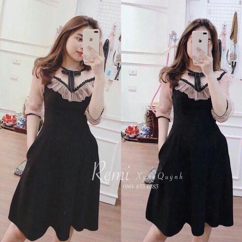 Đầm dạ hội mẫu dễ thương