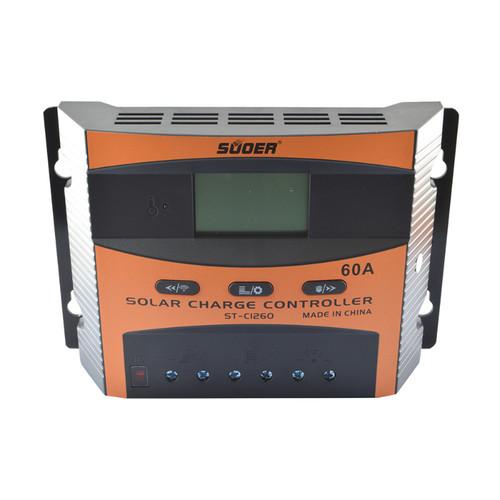 Bộ điều khiển sạc năng lượng mặt trời PWM 12V, 24V - 60A