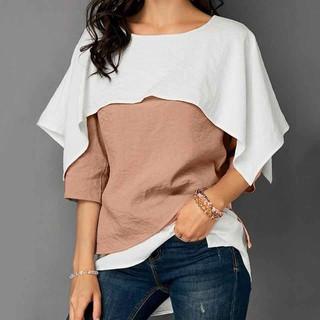 áo bigsize phối màu cao cấp top391 - top391 thumbnail